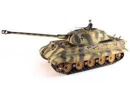 <b>Радиоуправляемый танк Taigen</b> KingTiger HC 2.4GHz 1:16
