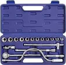 <b>Набор ручного инструмента Helfer</b> HF000003 (18 предметов ...