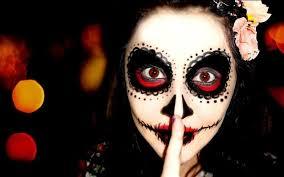 easy sugar skull makeup tutorial for 2016
