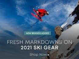 <b>Skis</b> & <b>Ski</b> Gear - Best Deals + Free Shipping