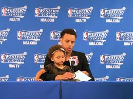 curry bringing daughter to interview was a last minute call curry bringing daughter to interview was a last minute call