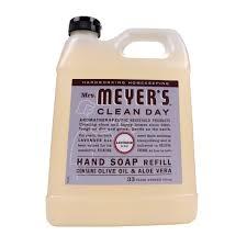 Mrs. Meyer's Lavender Liquid <b>Hand Soap Refill</b> - 33 Fl Oz : Target