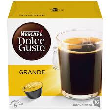 Купить <b>Кофе в капсулах</b> Nescafe <b>Dolce</b> Gusto Cafe Crema Grande ...