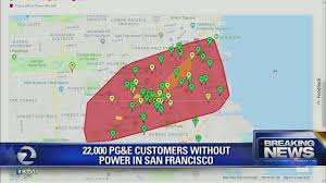 Massive power outage mostly resolved in San Francisco ...