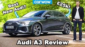 <b>Audi A3</b> review - better than a Golf, 1 Series or A-Class? - YouTube