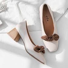 <b>Plus Size 35 42 Women</b> Dress Shoes Medium Heels Woman Shoes ...