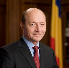 The President of Romania, Mr. Traian Băsescu, delivered a press statement on Sunday, 3 February 2013, at the Cotroceni Palace. - traian_basescu