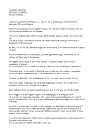 closing speech oxbridge notes the united kingdom closing speech notes