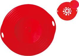 """<b>Крышка</b> As Seen On TV """"<b>Невыкипайка</b>"""", цвет: красный, диаметр ..."""
