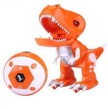 <b>Радиоуправляемый</b> динозаврик <b>Feilun</b> (<b>звук</b>, свет) - FK602A ...