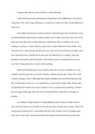 comparing and contrasting essay how to start a compare and how to start a compare and contrast essay compare and contrast essay sample