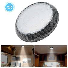 DC12V Car <b>Round</b> Ceiling <b>Dome</b> Roof Interior Light Lamp On/Off ...