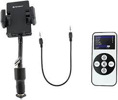 SANOXY <b>Multi</b>-Channel Car Audio <b>FM Transmitter</b> Charger: Amazon ...