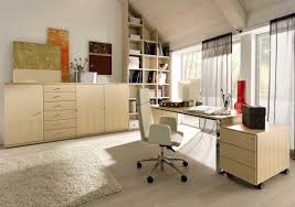vintage home office decor workspace beige home office with brown furniture chic office home office sophisticated sandiegoofficedesign
