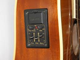 Fixing low-frequency hum in an undersaddle <b>acoustic guitar pickup</b> ...