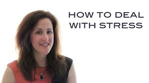 how to cope stress tips to deal stress how to cope stress 4 tips to deal stress