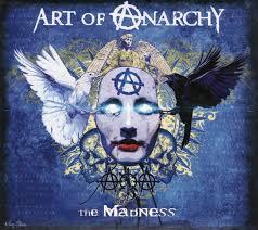 <b>Art Of Anarchy - The</b> Madness (2017, Digipak, CD) | Discogs