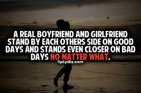 Real BF/GF quotes | Cute Love Quotes