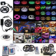 5M 10M <b>SMD</b> 3528 <b>5050</b> 5630 300LEDs <b>RGB</b> White <b>LED</b> Strip Light ...