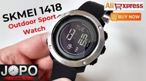 <b>SKMEI</b> 1418 1427 <b>Outdoor Sport Watch</b> Compass, Pedometer ...