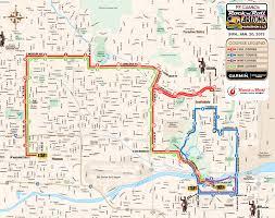 p f chang s rock roll marathon is sunday kool fm rock roll marathon map