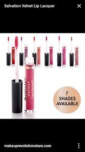 lacquer liplaquer lip rouge salvation velvet makeup revolution usa ilovemakeup