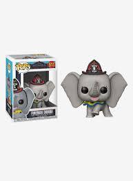 <b>Funko Pop</b>! Disney Dumbo <b>Fireman</b> Dumbo <b>Vinyl</b> Figure | <b>Vinyl</b> ...