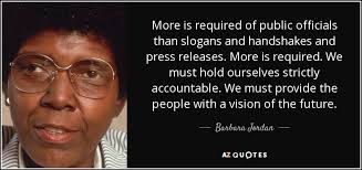 TOP 25 QUOTES BY BARBARA JORDAN (of 81) | A-Z Quotes
