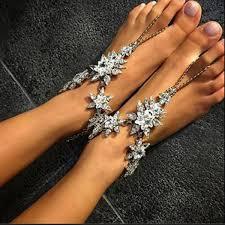 2019 <b>Shiny Diamante</b> Body Chain Women Gems <b>Metal</b> Chain Bling ...