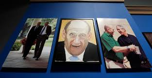 bush portraits met mixed reactions al arabiya english portrait c of former i premier ehud olmert painted by former u s president george w bush reuters
