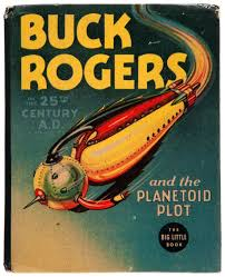 Resultado de imagen para Buck rogers books covers
