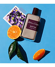 Floral iris perfume for women and men: <b>Silver Iris</b> - <b>Atelier Cologne</b>