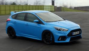 The <b>Ford Focus RS</b> is the Best Car You Probably Shouldn't Buy