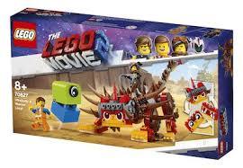 <b>Lego Movie 70827</b> Ultrakatty & Warrior Lucy