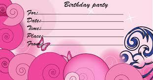 printable birthday invitations printable pages printable birthday invites anuvrat info