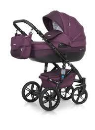 <b>Коляска Riko Brano Natural</b> 3 в 1 цвет 03 Purple
