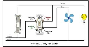 bathroom fan control Single Pole Double Throw Switch Diagram used when two switches control a single light fixture, could automatically control fan a 3 way switch is single pole double throw (spdt) switch single pole double throw light switch diagram