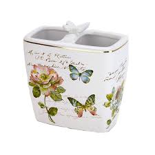 <b>Стакан</b> для зубных щеток <b>Avanti Butterfly</b> Garden, 13882B, 200 мл