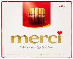 Набор <b>конфет Merci Ассорти</b> 250 г — купить по выгодной цене на ...