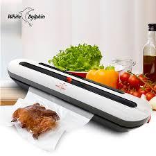 Household Food <b>Vacuum Sealer</b> Packaging Machine With 10pcs ...