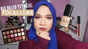 Full Face First Impressions : <b>FOCALLURE</b> - YouTube