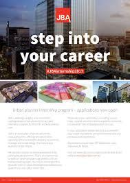 jba on calling future planners applications for our applications for our internship program now open jbainternship2017 jbaurban com au careers pic com ntp9ixdnzp