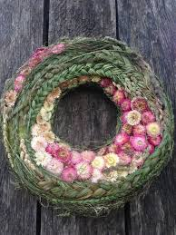 Summer wreath <b>Home Decor</b> Spring Wreath by CadeauDeLaNature ...