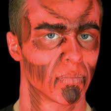 cream makeup stack devil