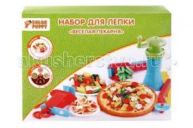 <b>Color</b> Puppy <b>Набор для лепки</b> Веселая пекарня 631027 ...