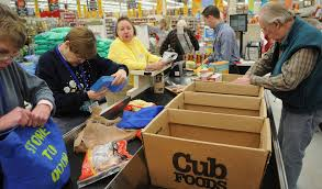 changing shopping habits challenge traditional grocers the recession accelerated the change in food shopping habits cub foods held 21 percent of