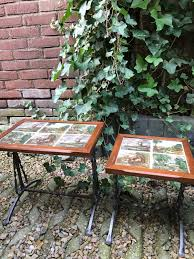 <b>Coffee table 2 PCs</b> handmade tile, Holland – купить на Ярмарке ...