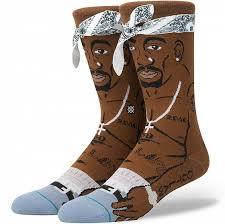 <b>Носки Stance Anthem</b> Legends Tupac SS17 купить в интернет ...