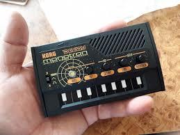 Обзор от покупателя на <b>Синтезатор KORG Monotron Delay</b> ...