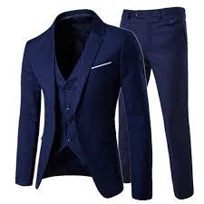 <b>2019 men's fashion Slim</b> suits men's business casual clothing ...